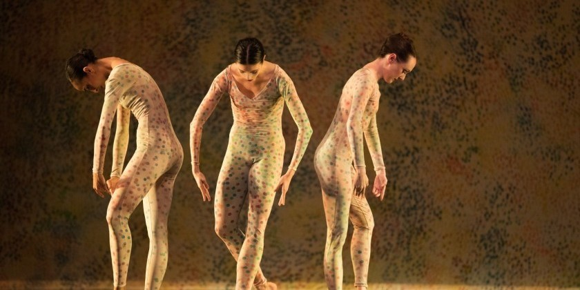 Merce Cunningham Celebration featuring Compagnie CNDC-Angers/Robert Swinston, Ballet West & The Washington Ballet