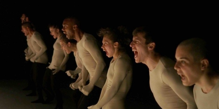 War, Sex, and Death: the Choreography of Ohad Naharin