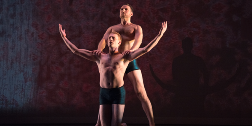 RIOULT Dance NY: MEN AUDITIONS