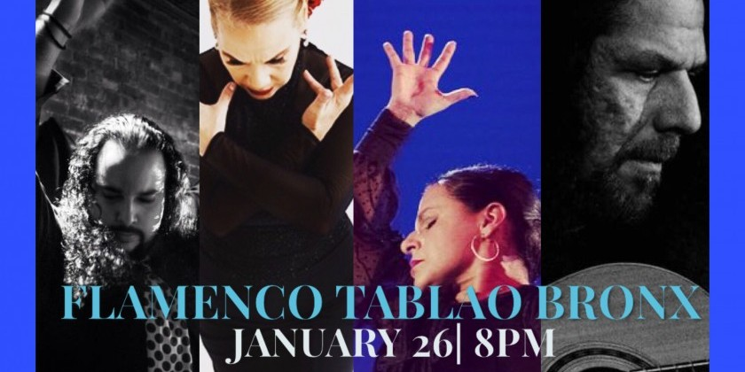 FLAMENCO TABLAO BRONX