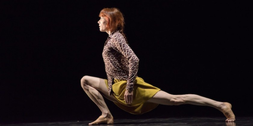 "Impressions of ""Sylvie Guillem - Life in Progress"""