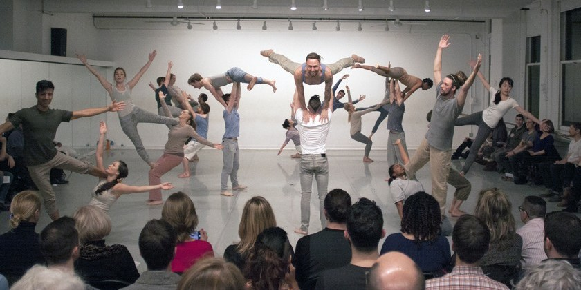 "The Dance Enthusiast Asks Convergences Theatre Collectives' Liz Stanton About ""Babel"" at the 14th Street Y"
