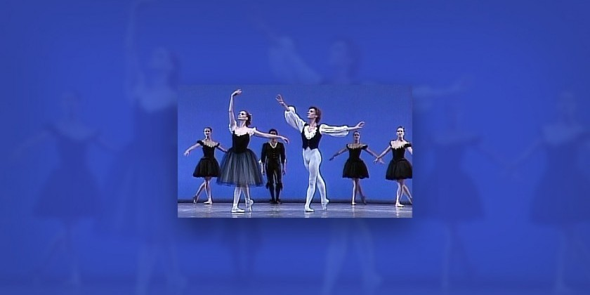 Lincoln Center at Home Dance Week - New Date: Tribute to Balanchine (1983)