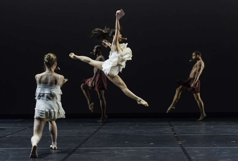 Ballet Preljocaj Photo Credit: Jack Vartoogian