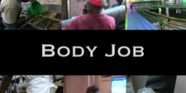 Throwback Thursday: Revisiting Dancer/Filmmaker  Joanne Nerenberg's award winning documentary, BODY JOB