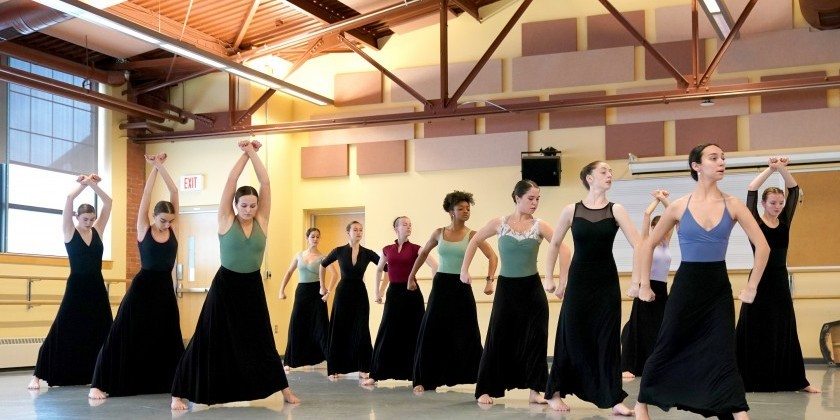Artistic Director Stephen Pier on the 25th Anniversary of Hartt Dance at University of Hartford