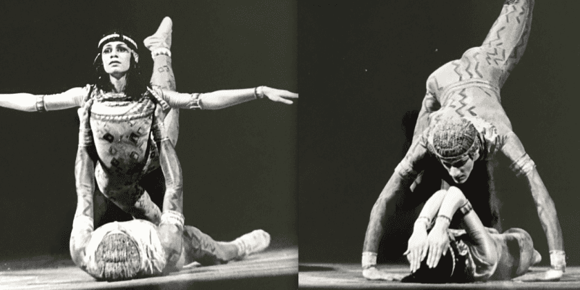 "Magda Saleh Discusses Being Egypt's Iconic Prima Ballerina as She Prepares for From the Horse's Mouth's ""A Footnote in Ballet History?"""