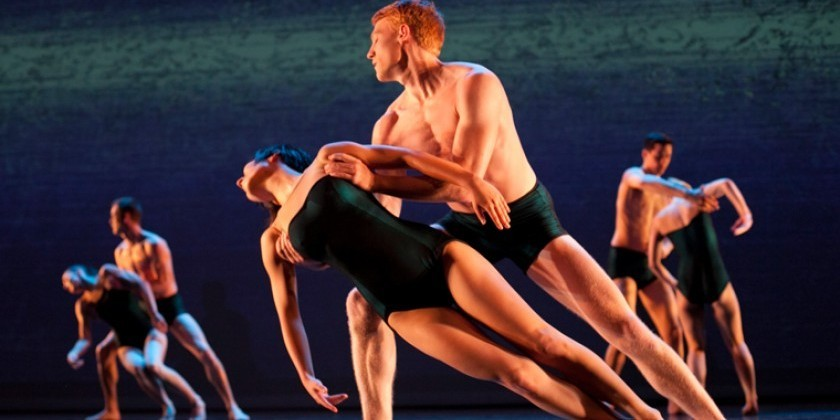 LA: RIOULT Dance NY performs at Columbia Theater