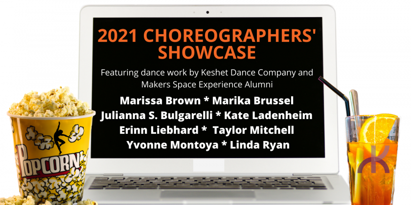 ALBUQUERQUE, NM: Keshet Dance and Center for the Arts' 2021 Virtual Choreographers' Showcase