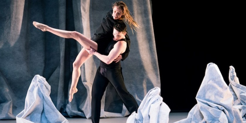 Impressions Of: Compagnie Marie Chouinard  The Joyce