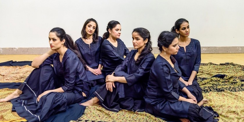 The Dance Enthusiast Asks Janaki Patrik about The Kathak Ensemble & Friends' WE SINFUL WOMEN at  Danspace Project