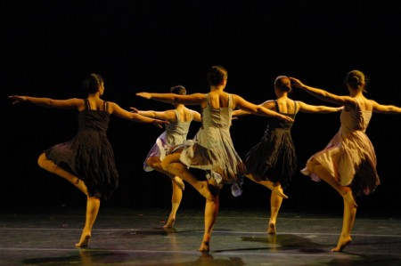 QUEENS BASED IMMERSION DANCE COMPANY PERFORMS IN NEW YORK CITY