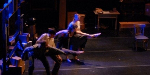 IMPRESSIONS: Becky Radway Dance Projects