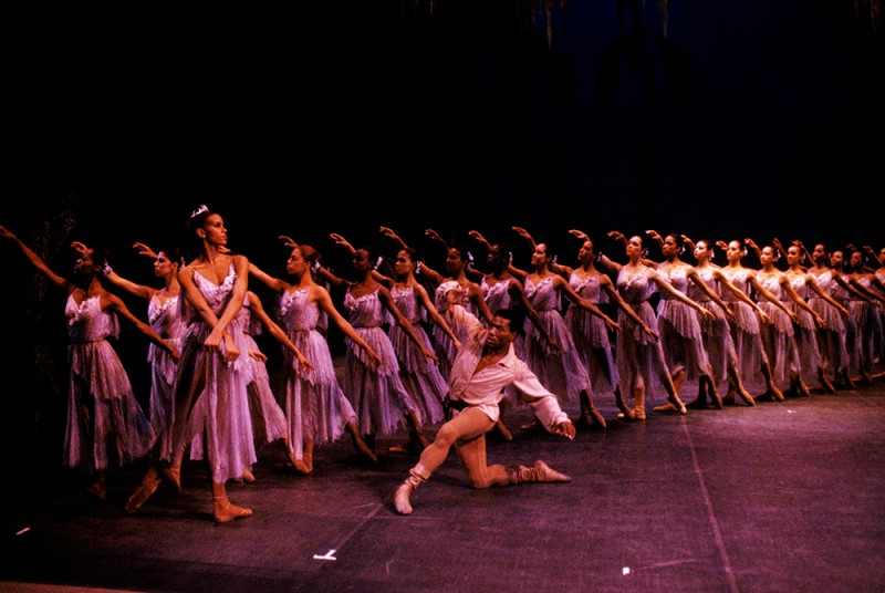 DTH in Creole Giselle at the Kennedy Center