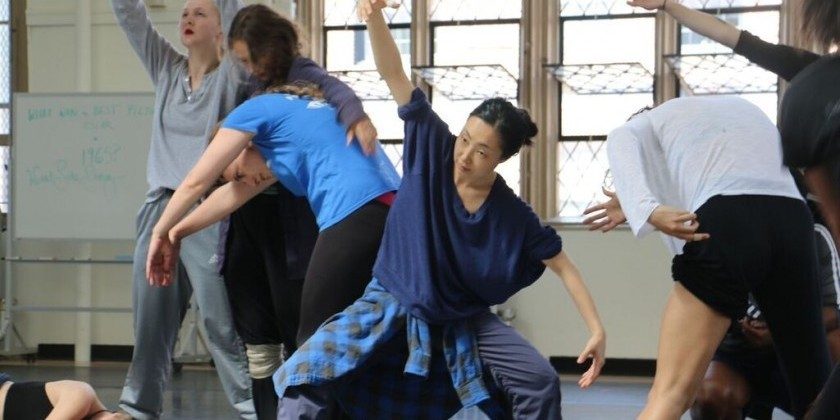 DEVICES: Choreographic Intensive & Mentorship Program by Doug Varone and Dancers