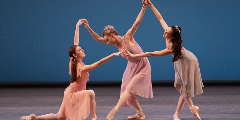 "NYCB's ""Dances at a Gathering"" and ""Everywhere We Go"""