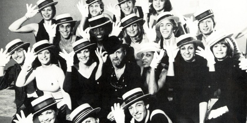"Dance News: Dancers Over 40 Presents The 40th Anniversary And Reunion Of Bob Fosse's ""Dancin'"""