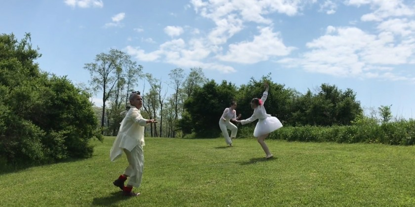 The Dance Enthusiast's Social Distance Dance Video Series: JoAnna Mendl Shaw and Equus Projects Dust Trees, Dance By Lake Eerie, and Share Small Delights