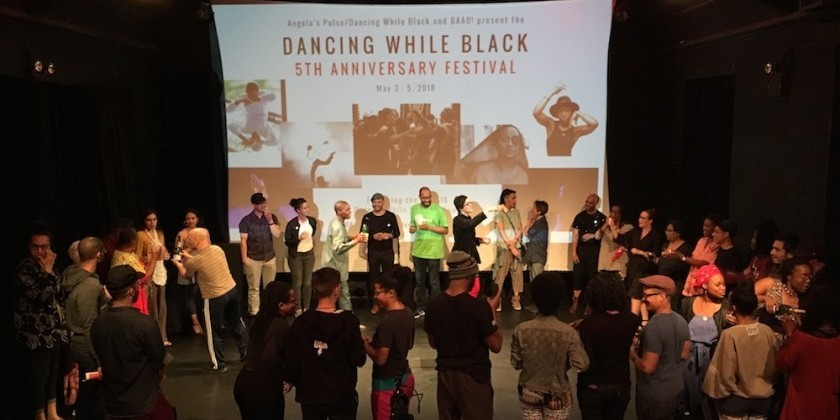 IMPRESSIONS: Dancing While Black Celebrates Five Years at BAAD!