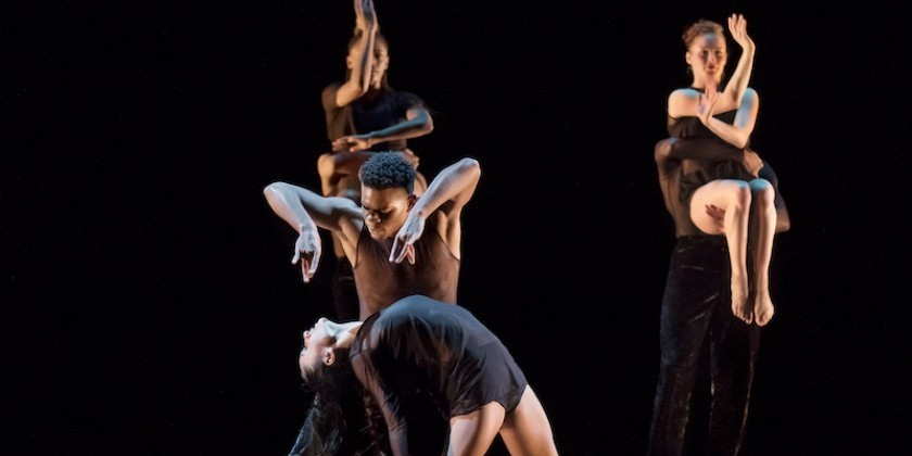 A Postcard from Alvin Ailey American Dance Theater's Danica Paulos on the Company's Lincoln Center Engagement
