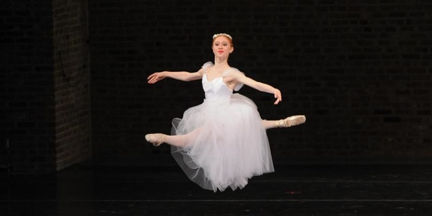 REPERTORY FOR THE VALENTINA KOZLOVA INTERNATIONAL BALLET COMPETITION