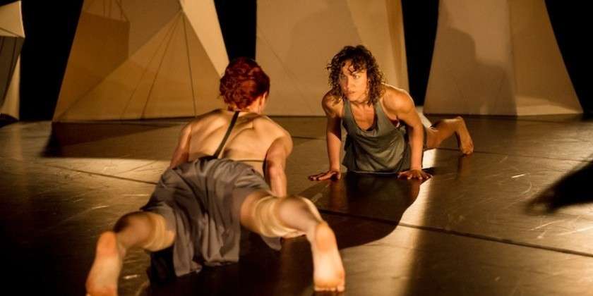 "IMPRESSIONS OF: ""Dark Lark"" Kate Weare Company at BAM Fisher"
