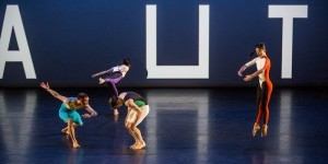 "Impressions of: Douglas Dunn & Dancers in ""Aubade"""
