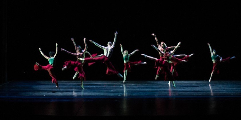 Elisa Monte Dance on its 38th Season at The Flea Theater
