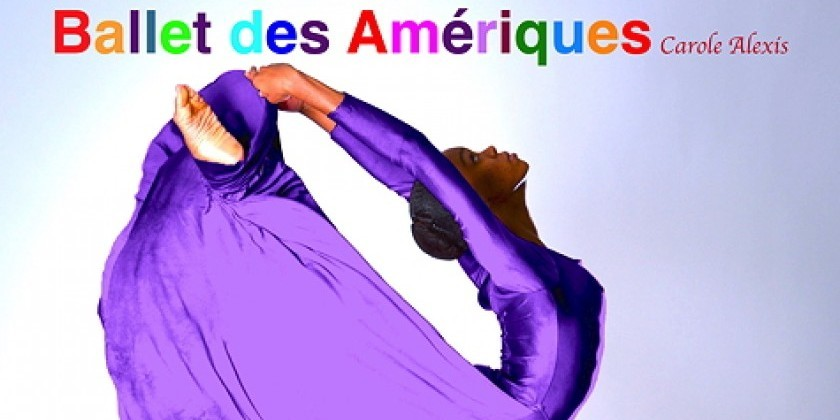 PORT CHESTER, NY: Ballet des Amériques presents Evenings of Dance in Port Chester