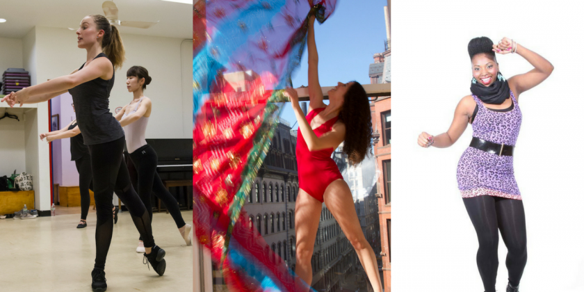 Artists Activated: Dancing Women Entrepreneurs - Meet Nicole Buggé, Ashani Mfuko, and Eliza Tollett