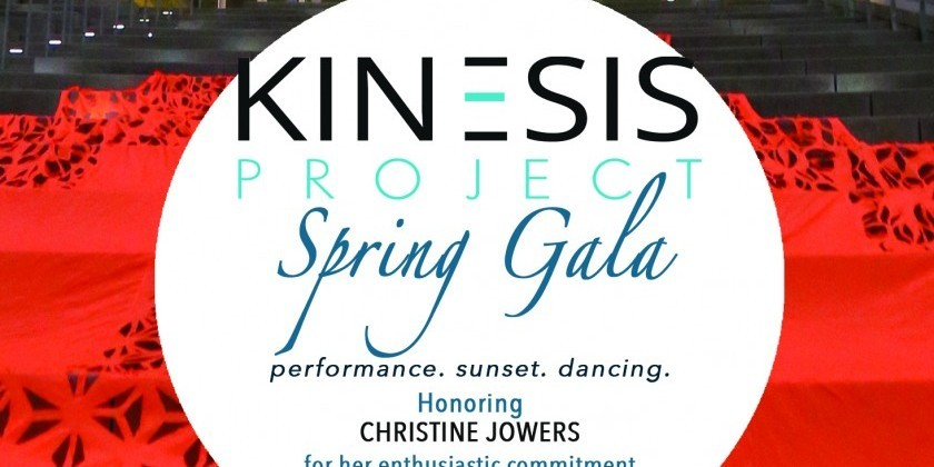 Kinesis Project Annual Spring Gala Dance Party