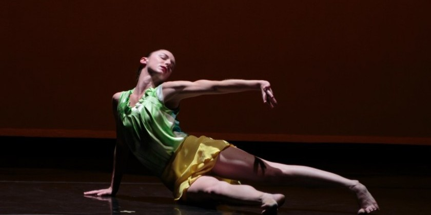 RIOULT Dance NY presents WRITTEN FOR DANCE at The Joyce Theater
