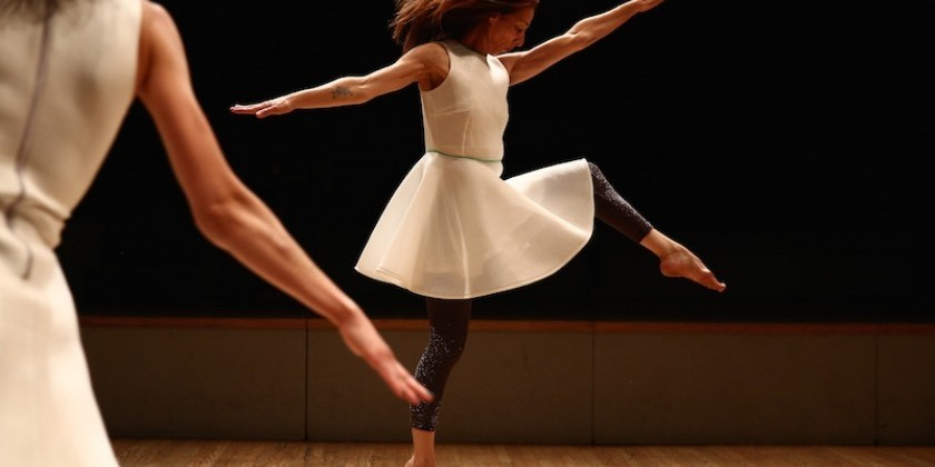 Tina Croll, Keely Garfield and Pilobolus on 92Y's Harkness Dance Festival