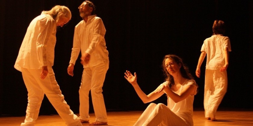 "LAURA PAWEL DANCE COMPANY presents the premiere of ""Flickers"""