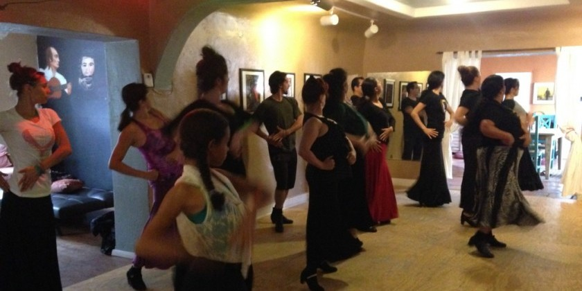 ALBUQUERQUE, NM: Flamenco for Absolute Beginners