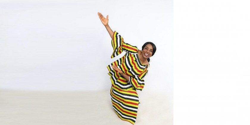 Father-Daughter West African Dance at the Ailey Extension