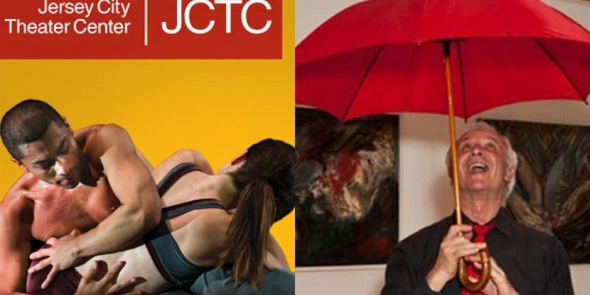 "JERSEY CITY, NJ: ""Under the Umbrella of Movement"" by Carolyn Dorfman Dance & Grigory Gurevich"