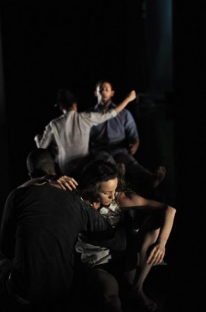 Julie Bour's <u>Why Now?</u> at Dance New Amsterdam -Photos by Florence Baratay
