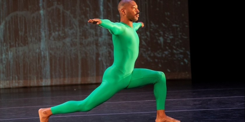 "IMPRESSIONS: ""Night of 100 Solos: A Centennial Event"" at BAM by the Merce Cunningham Trust"