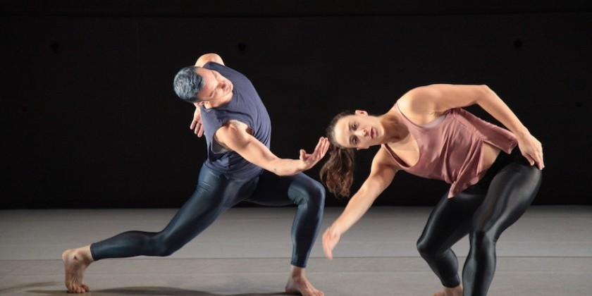 "Impressions of: Liz Gerring Dance Company's ""(T)here to (T)here"" at Baryshnikov Arts Center as part of the White Light Festival"
