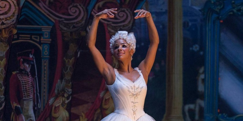 "ARTISTS ACTIVATED: Misty Copeland, A Real-Live Disney Princess in ""The Nutcracker and The Four Realms,"" Chisels Away at Ballet Stereotypes"