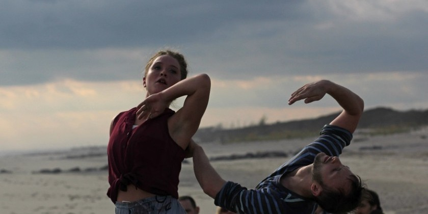 "BREEZY POINT, NY: Kinesis Project dance theatre presents ""Secrets and Seawalls"""