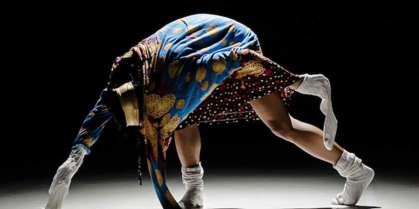 "IMPRESSIONS: Dance in France ""Monster Mechanism"" and ""Sisters"" at Studio Le Regard du Cygne as part of the Paris Festival Signes d'Automne"