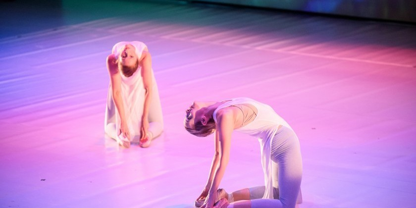 """GLACIER: A Climate Change Ballet"" by MOVEIUS Contemporary Ballet"