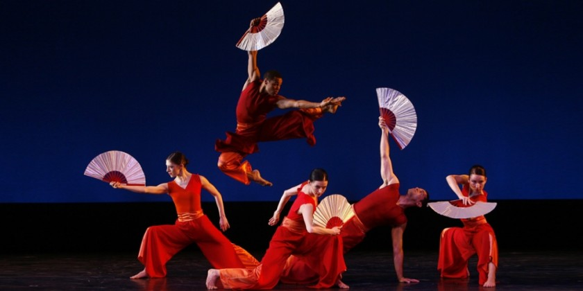 NAI-NI CHEN DANCE COMPANY Program at APAP|NYC 2017