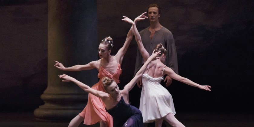 Impressions of New York City Ballet's Fall Season 2014