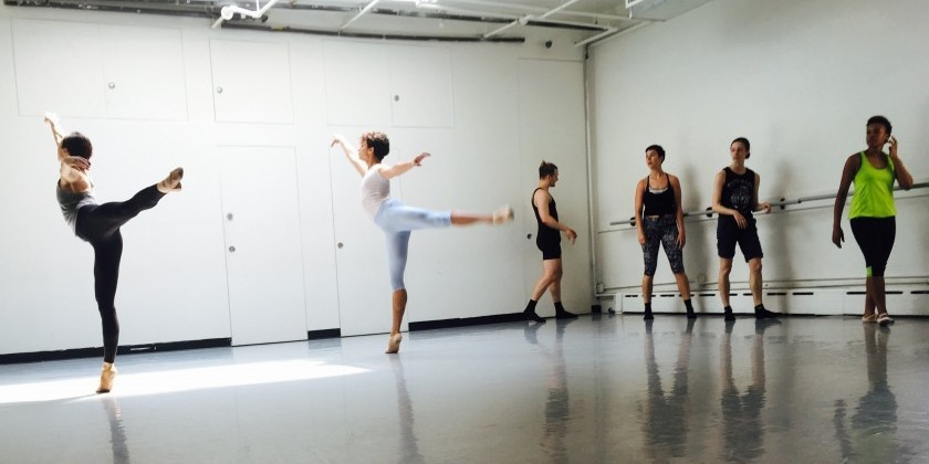 Day in the Life of Dance: A Conversation with Mira Cook of NYC Community Ballet