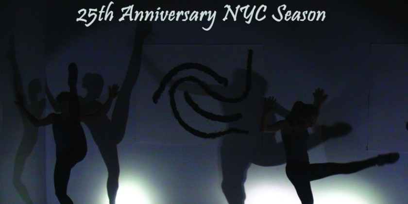 Nai-Ni Chen Dance Co. 25th Anniversary - all live music‏