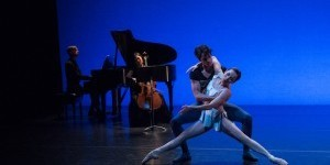 "Impressions of New York Theatre Ballet's ""Legends and Visionaries"""