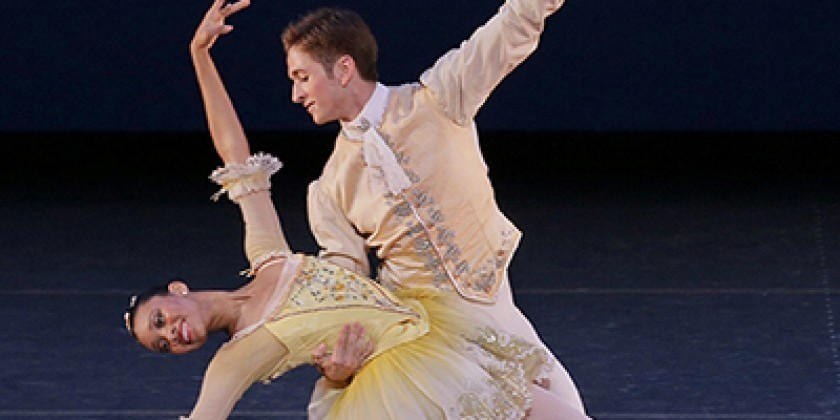 The School of American Ballet 2014 Workshop Performance Benefit